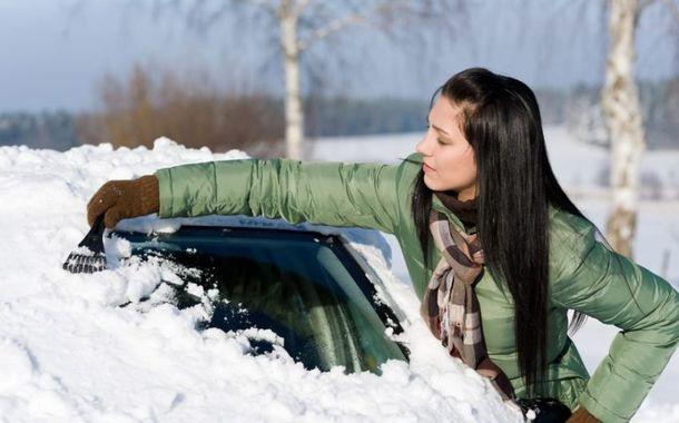 Догляд за автомобілем в зимовий період