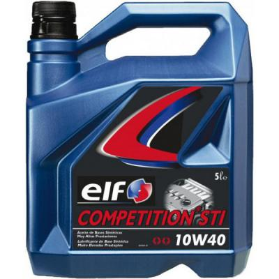 Олива ELF 10W-40 Competition бензин 5 л